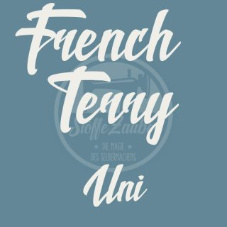 French Terry Uni
