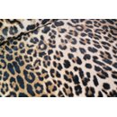 Fake Fur Leopard